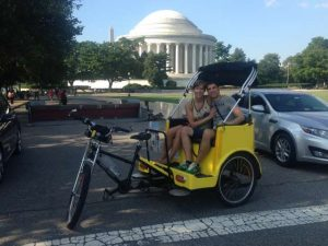 Jefferson Memorial Tour