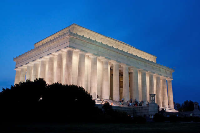 Twilight Tour of the National Mall
