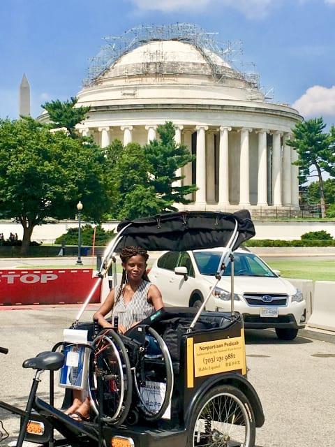Jefferson Memorial Handicap Tour