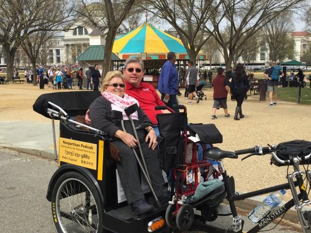 Best Handicapped Access Washington DC Tour