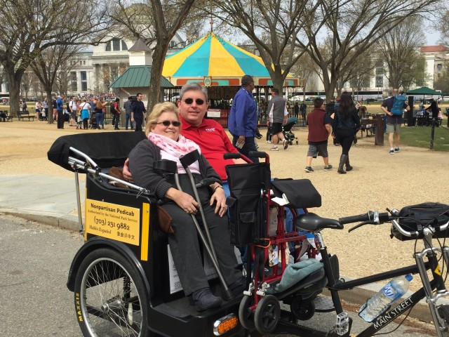 Best Handicapped Access Tour of Washington DC