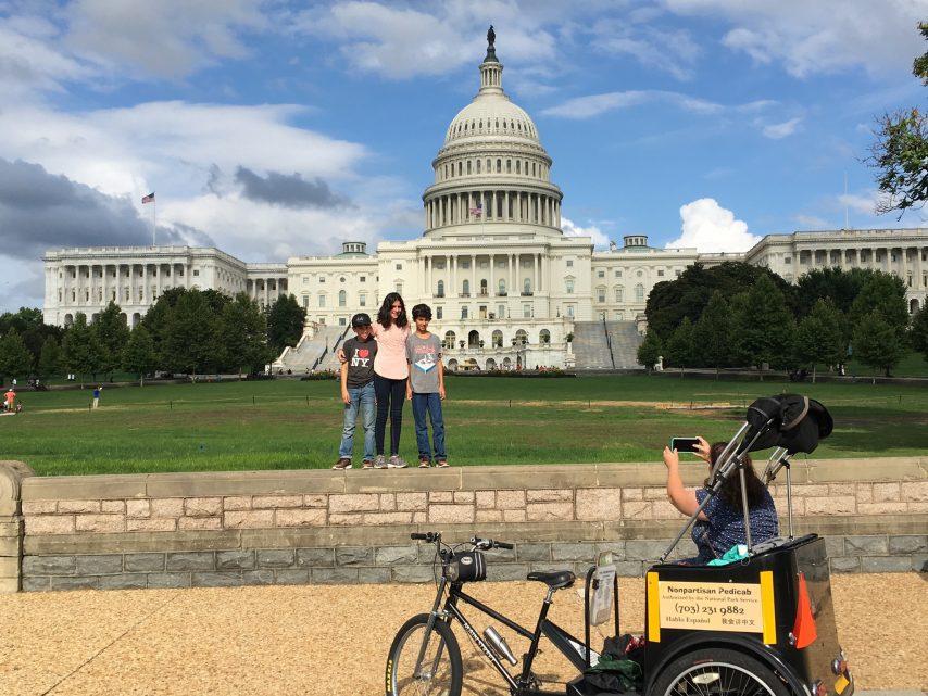 National Mall tour
