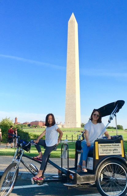 Kid Friendly Private Tour of Washington DC