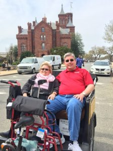 Handicapped Access Tours of Washington DC