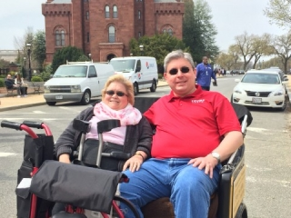 Handicapped Access Tours of Washington DC
