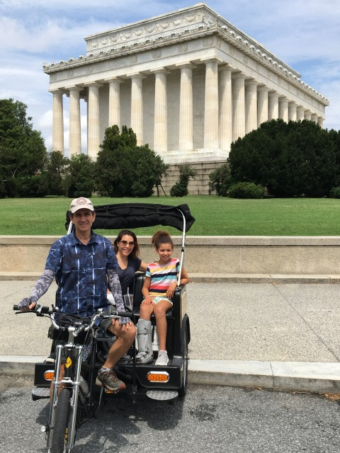 Private Tour at the Lincoln Memorial