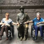 Visitors Guide to the FDR Memorial