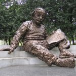 Things to Do in DC — Visit the Einstein Memorial