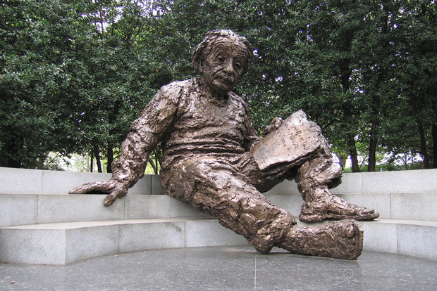 Albert Einstein Memorial