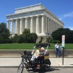 Lincoln Memorial Handicap Parking