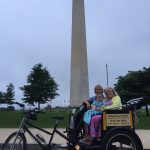 Lovely day for riding at the Washington Monument