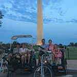 Wonderful family from Wisconsin at the Washington Monument