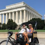 Nonpartisan Pedicab is the premier dog friendly tour in Washington DC. Dogs love