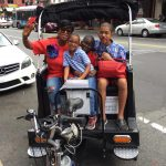 Nonpartisan Pedicab — Family Friendly Tours of Washington DC.