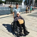 Looking for things to do in Washington DC? A handy WWII Memorial Visitors Guide