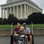 Looking for a dog friendly private tour of Washington DC? Nonpartisan Pedicab is