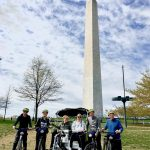An entire family from England went on tour with Nonpartisan Pedicab today. ...