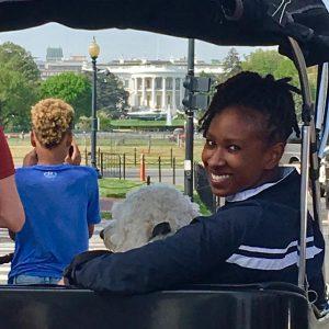 Dog Friendly Tour at White House