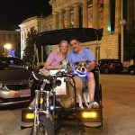 Washington DC Dog Friendly Tours - Nonpartisan Pedicab