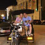 Washington DC Dog Friendly Tours - Nonpartisan Pedicab