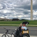 Great tour yesterday at the Washington Monument...