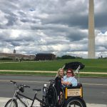 Great tour yesterday at the Washington Monument