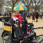 Washington DC Tours for Disabled and Handicapped Visitors - Nonpartisan Pedicab