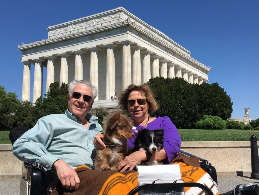 Dog Friendly Tour Washington DC