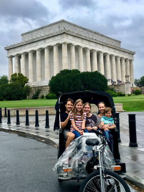 Kid Friendly Tour of Washington DC