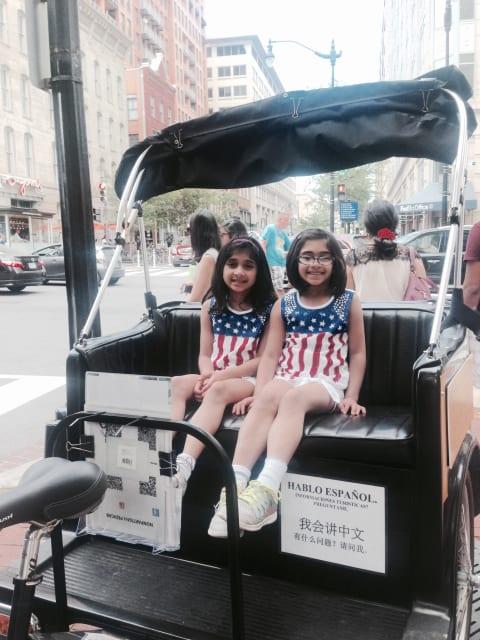 Kid Friendly Tours of Washington DC