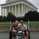 Looking for a dog friendly private tour of Washington DC? Nonpartisan Pedicab is...