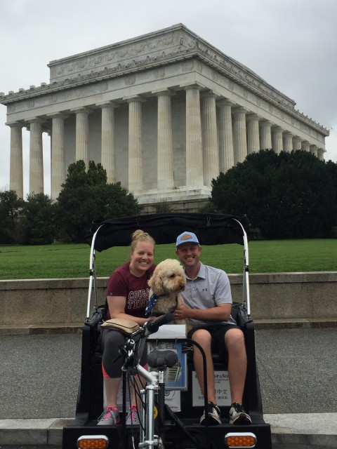 Dog Friendly Tours of Washington DC