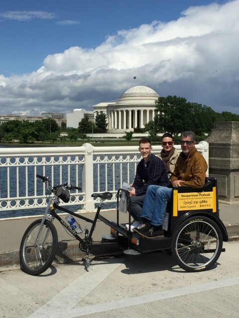 Private Tours of the National Mall