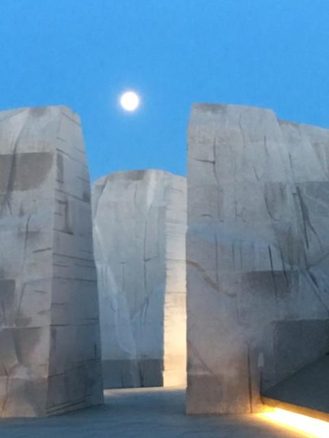 MLK Memorial at Twilight