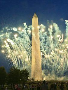 July 4th Washington DC
